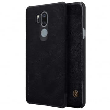 LG G7 Nillkin Leather Qin Case