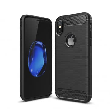 Rugged Armor Tough Case for iPhone X