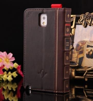 Twelve South BookBook Wallet Case for Samsung Galaxy Note 3