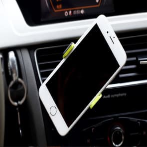 Rock 360 Car Phone Mount Clip Holder for iPhone 6 6s Plus, Galaxy S6, iPhone 5 5s