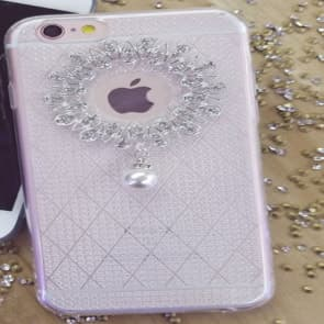 Shiny Pearl Womens Case For iPhone 6 6s