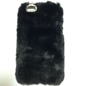 Soft Rabbit Fur Elegant Case for iPhone 6 6s Plus