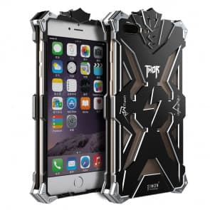Solid Metal Shockproof Drop Resistant Case for iPhone 7 Plus