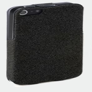 Black ROCK Flip Leather Case
