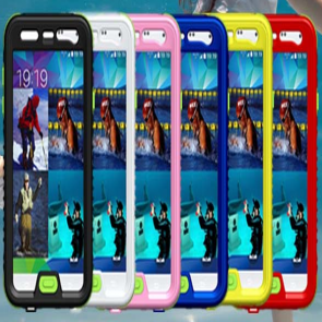 Waterproof Shockproof Case for Galaxy S5