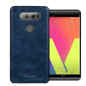 Leather Back Case for LG V20