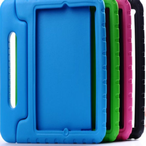 Big Grippy Frame Case and Stand for Kids for iPad Air
