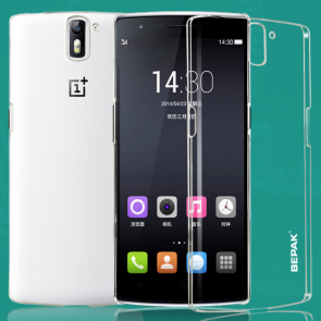 Ultra Thin Scratch Resistant Transparent Clear Case for OnePlus One