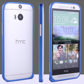 Metal Element Bumper Frame Case for HTC One M8