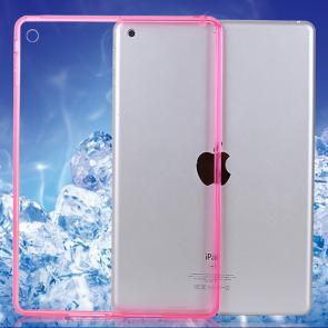 Thin See Through Case with Bumper For iPad Mini and iPad Mini 2 Retina