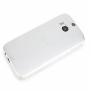 Rock HTC One M8 TPU Transparent Clear Case